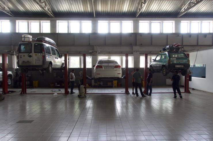 Fiats in Baku