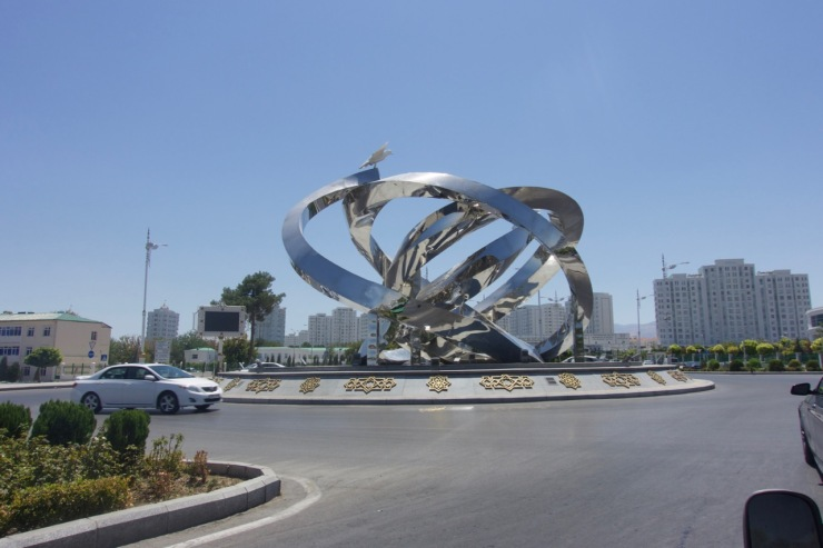 Jeder Kreises in Asgabat